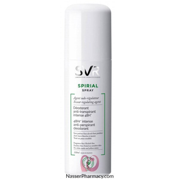 Svr Spirial Spray 100ml