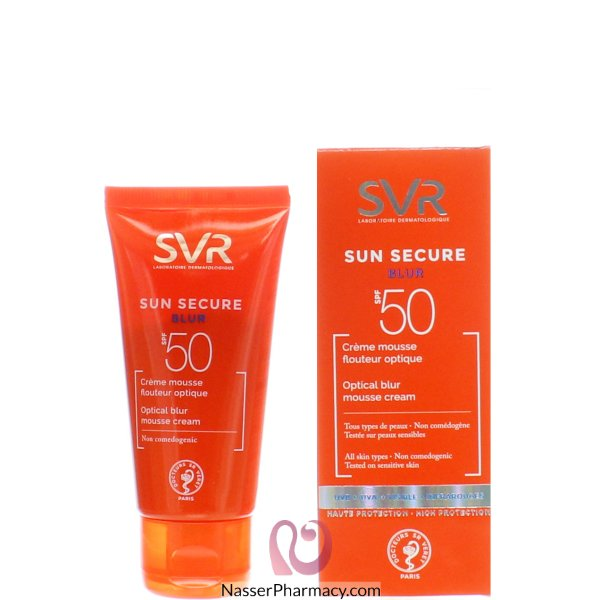 Svr Sunscreen Blur Spf50
