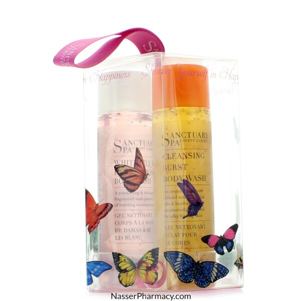 Sanctuary Gift Sets Shower Yourself In Happiness