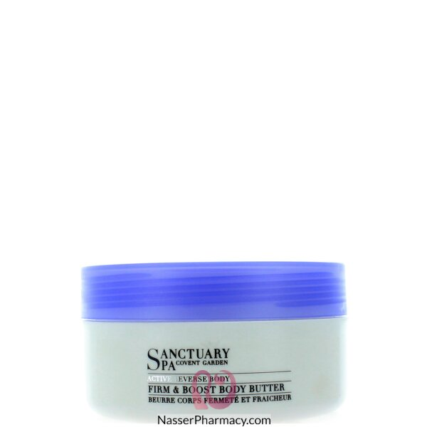Sanctuary Spa Body Butter Firm - 300ml