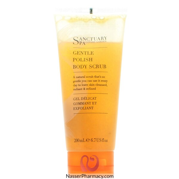 Sanctuary Spa Body Scrub - 200ml