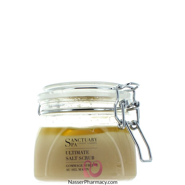 Sanctuary Spa Salt Scrub - 650g