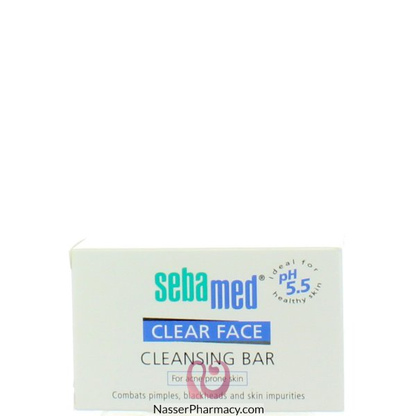 Sebamed C-face Cleansing Bar