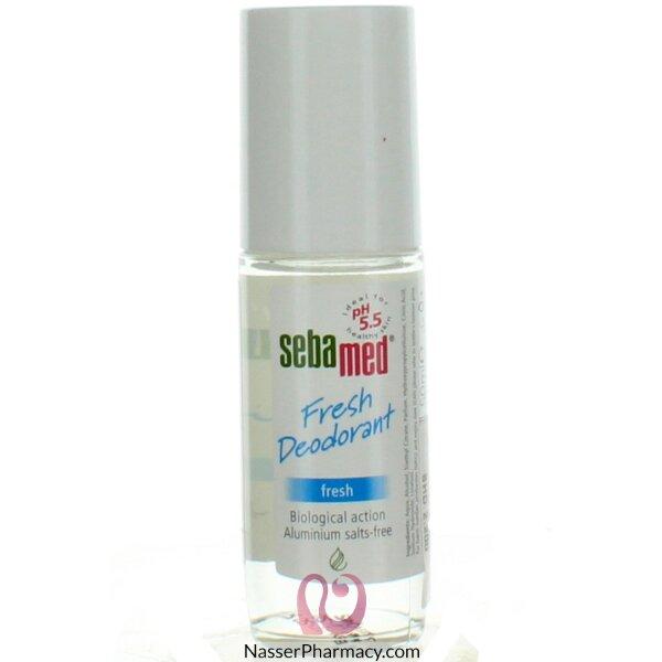 Sebamed Deodorant Roll-on Fresh 50ml