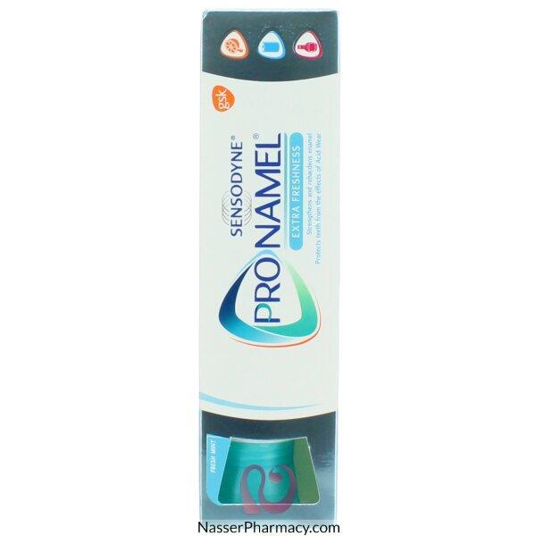 Sensodyne  Pronamel Extra Freshness Tooth Paste 75ml