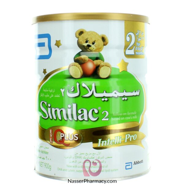 Similac 2 Iq Plus From 6-12 Month- 900g