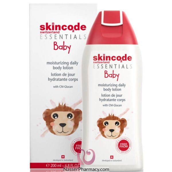 Scode Baby Lotion