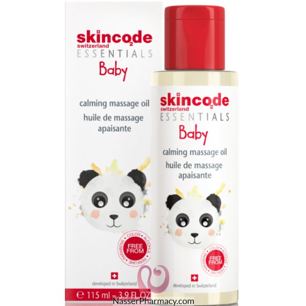 Scode Massage Oil Baby