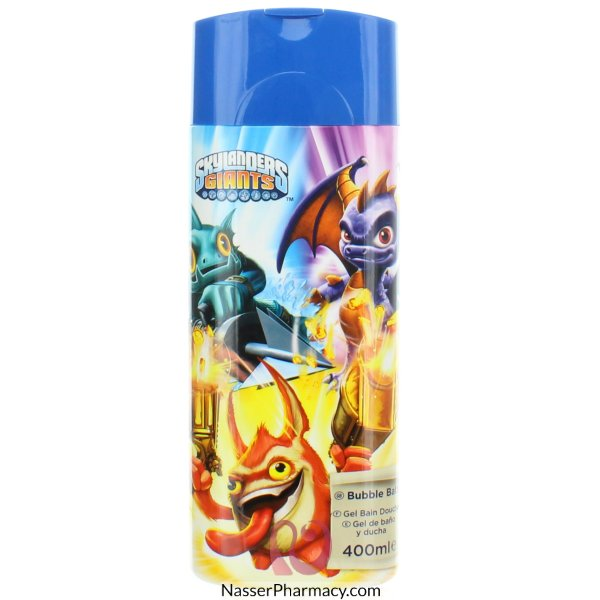 Skylanders Bubble Bath 400ml 400ml-47316