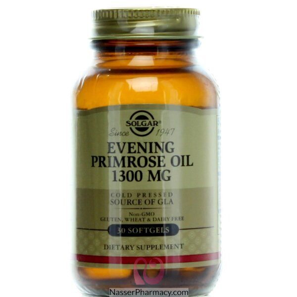 Solgar Evening Primrose Oil 1300mg - 30softgels