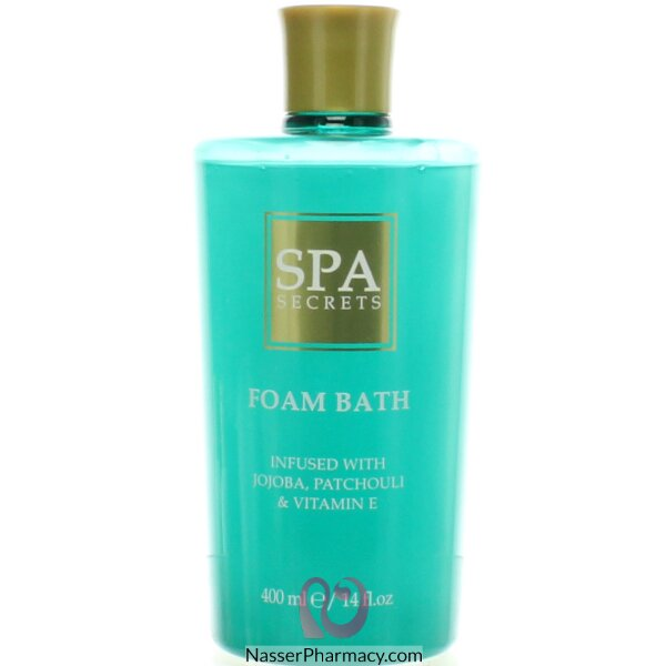 Spa Secrets Foam Bath 400ml-59727