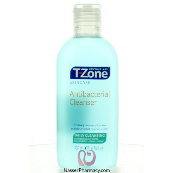 T-zone Cleanser Anti-bacterial 200ml-61269