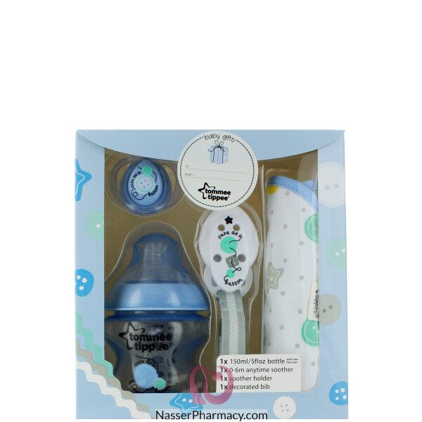 Tommee Tippee Closer To Nature Boy Set