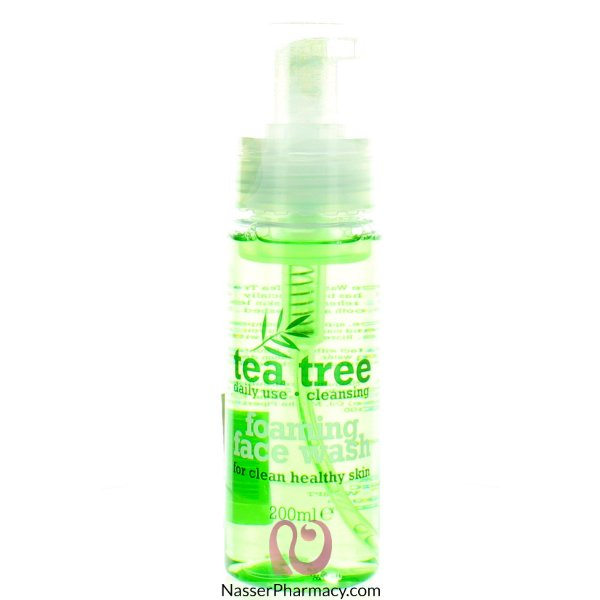 Tea Tree Foaming Face Wash 200ml-52380