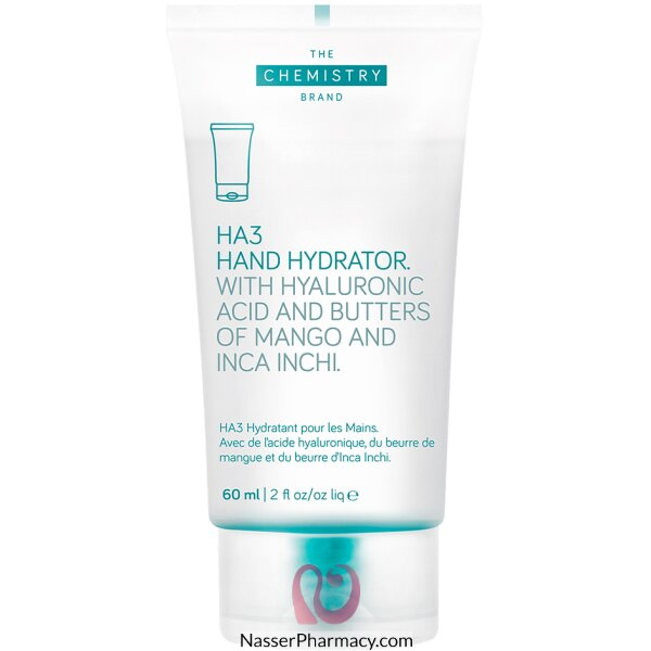 The Chemistry Brand Ha3 Hand Hydrator 60 Ml