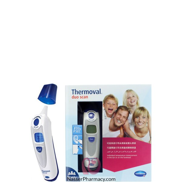 Thermoval Duo Scan Thermometer