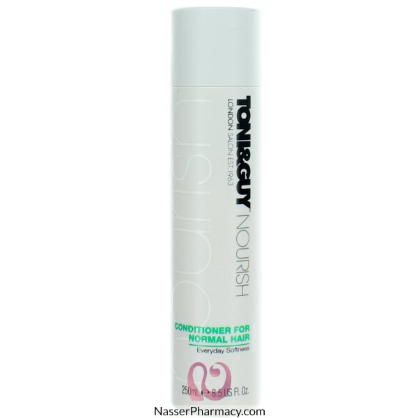 Toni & Guy Conditioner For Normal Hair 250ml