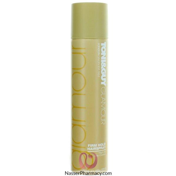 Toni & Guy Firm Hold Hairspray 250ml