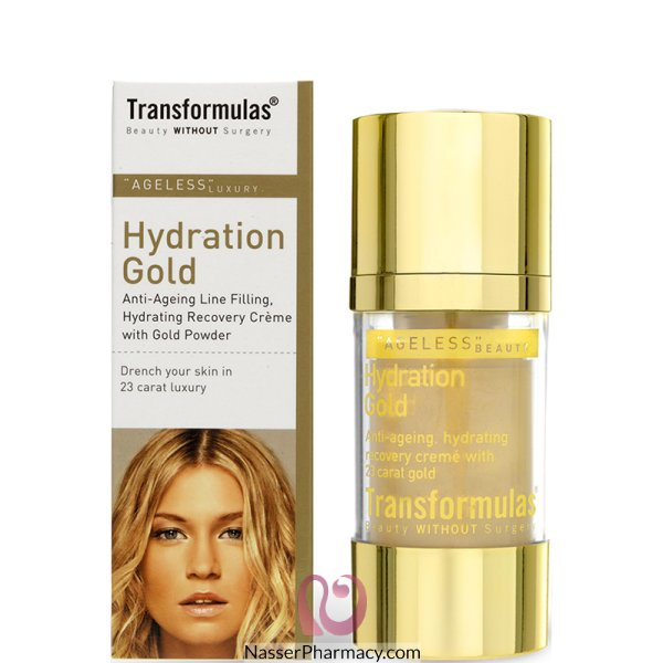 Transf Hydration Gold 15ml