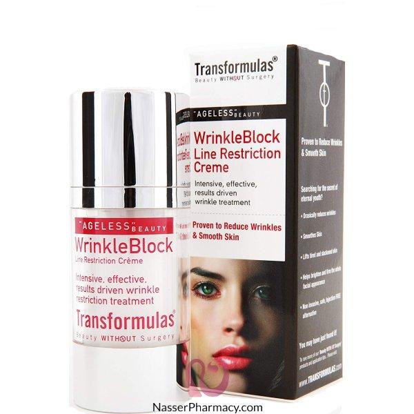 Transf Wrnkl Blck Line Rstrctn Crm 15ml