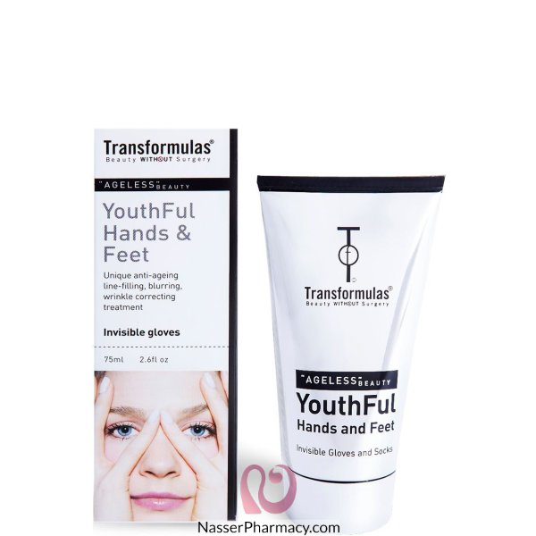 Transf Youthful Hands 75ml