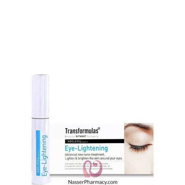 Transformulas  Eye Lightening Serum  10ml