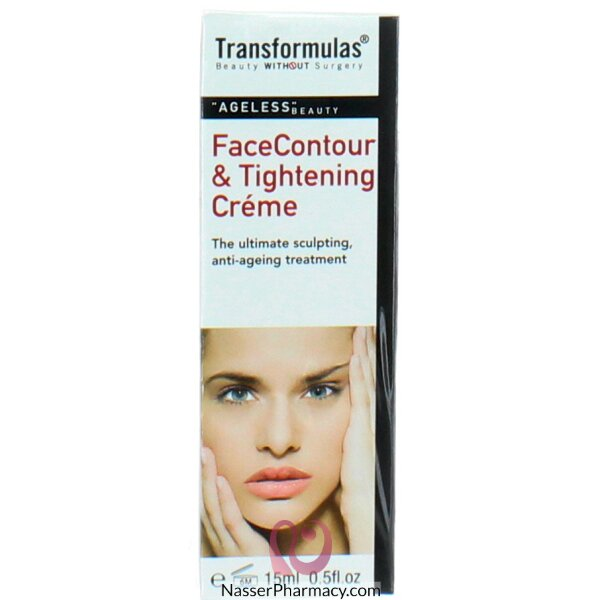 Transformulas  Facecontour & Tightening  Cream 15ml