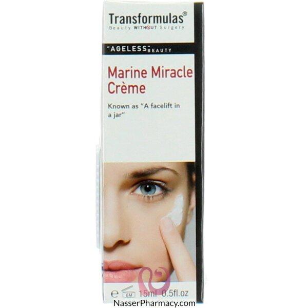 Transformulas Marine Miracle Crème  15 Ml