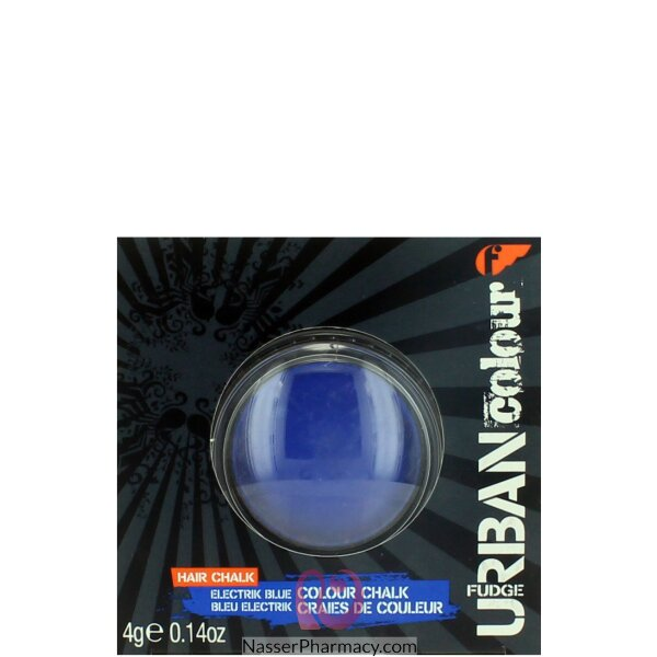 Urban Hair Chalk Blue Electrik