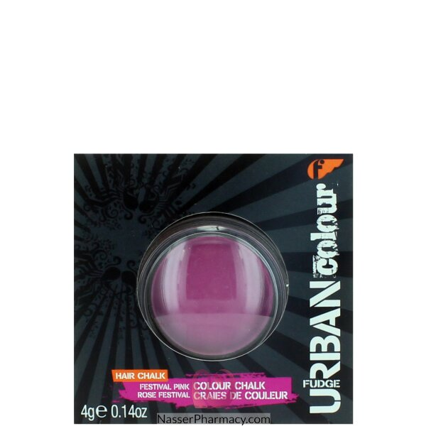 Urban Hair Chalk Festival Pink