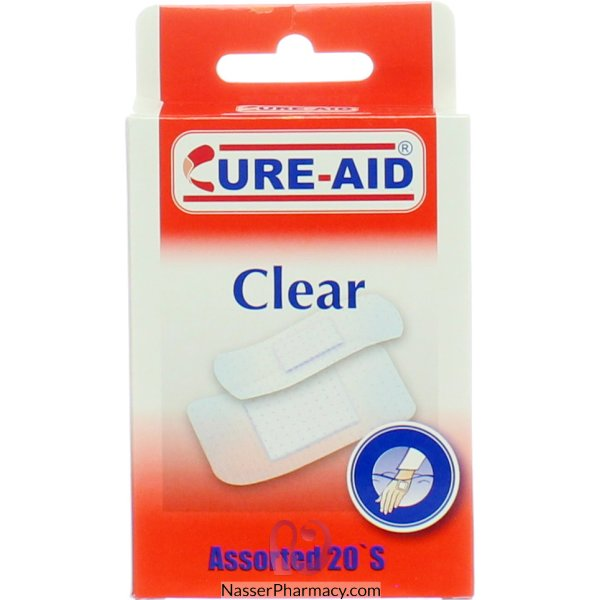 Ure- Aid Clear  20&#39s