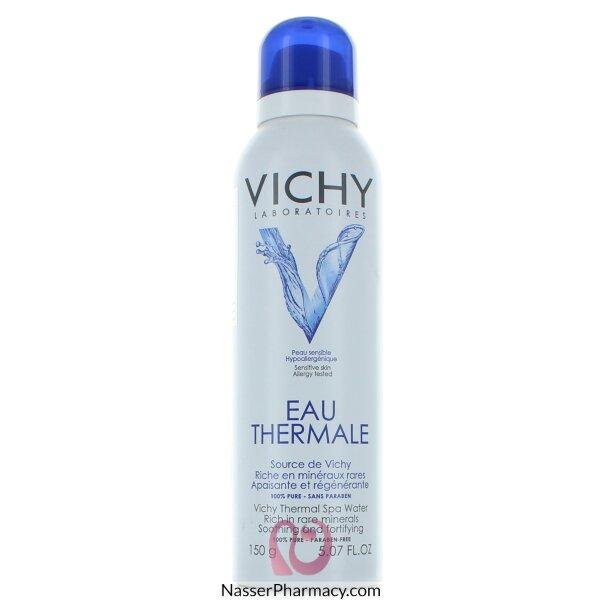 فيشي Vichyمياه حرارية غنية بالمعادن لتهدئة و انعاش البشرة - 150مل