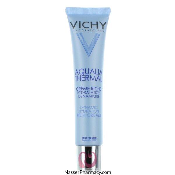 فيشي Vichy    أكواليا ثرمال كريم غني كريم للنهار العناية بالبشرة الجافة- 40مل