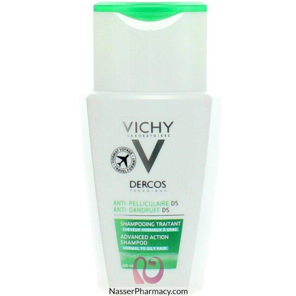 فيشي Vichy  شامبو ضد القشرة للشعر العادي إلى الدهني  100 مل
