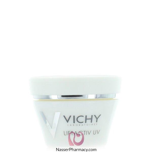 ca49a1680 فيشي Vichy Liftactiv كريم مضاد لشد البشرة مقاوم للتجاعيد - 50 مل
