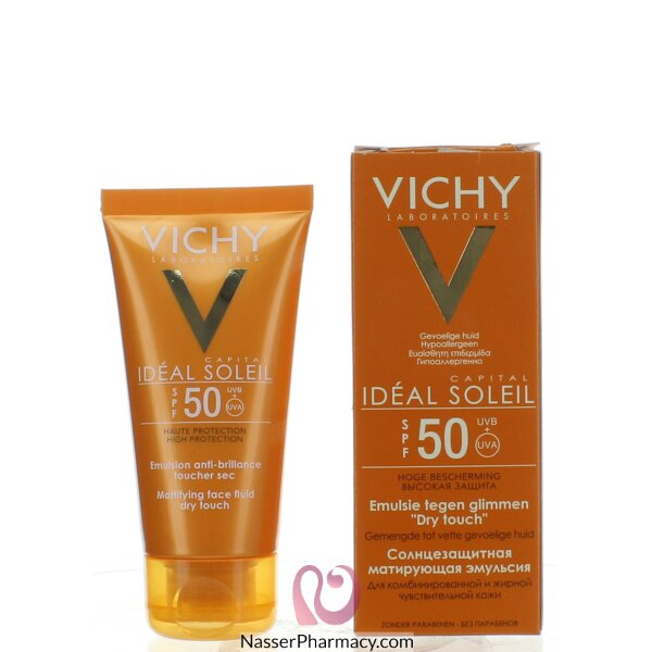Vichy Capital Soleil Sun Protection Cream Spf50 50ml