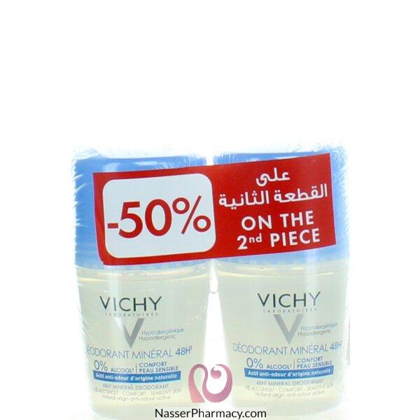 Vichy Deo Bog 50% -  Deo Mineral