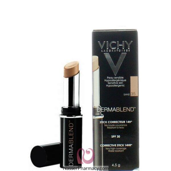 Vichy Dermablend Corrective Concealer Stick Sand 35