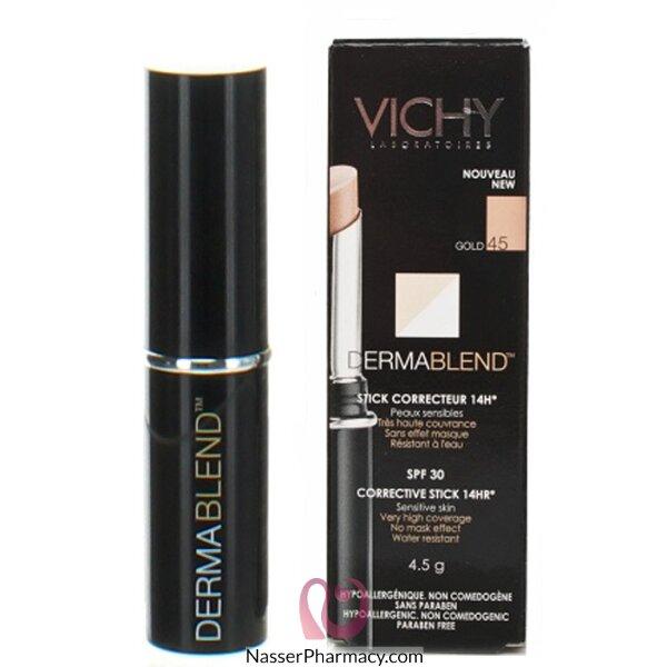 Vichy Dermablend Corrective Stick 14hr-  Gold 45