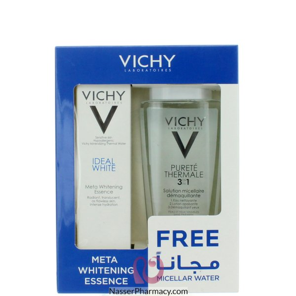 Vichy Ideal White + Micellar E