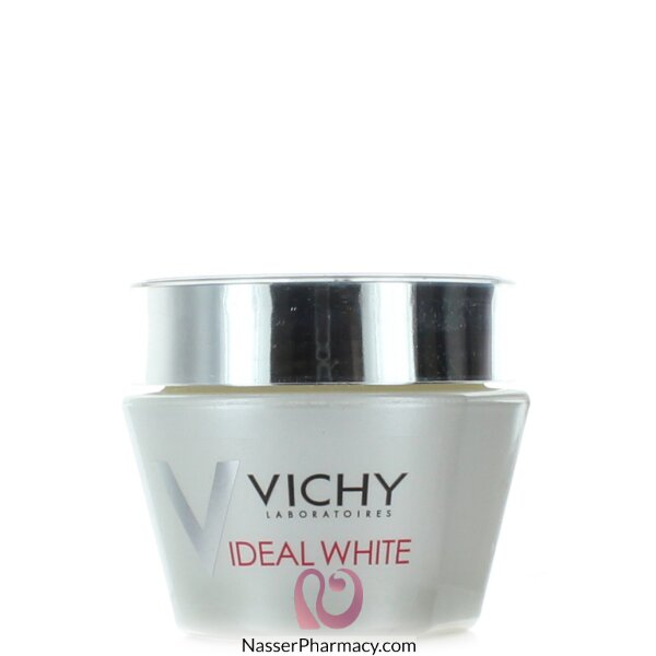 Vichy Ideal White Whitening Replumping Gel Cream - 50ml