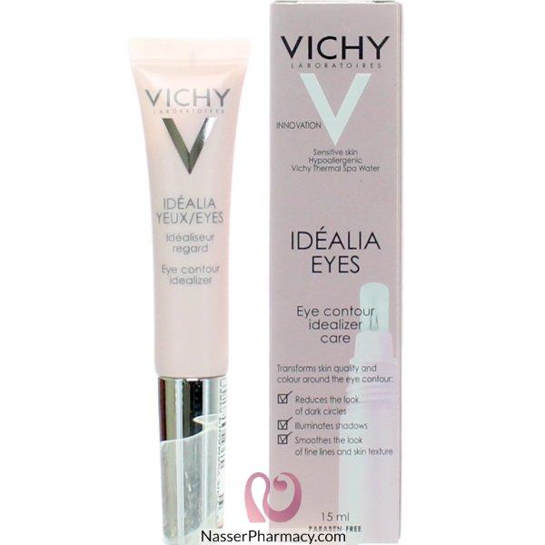 Vichy Idealia Eye Cream - 15ml