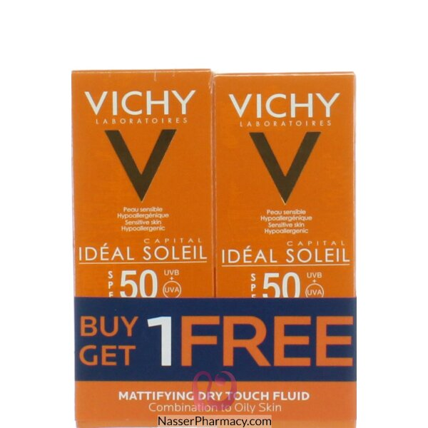 Vichy Is Dry Touch Bogof E