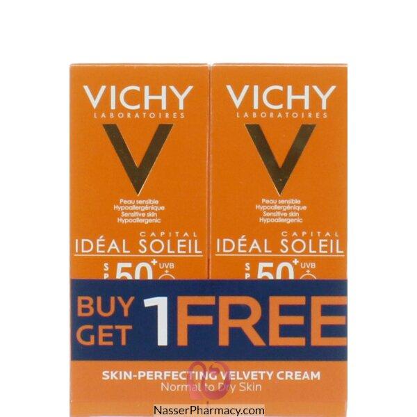 Vichy Is Dry Touch Velvety Bogof E