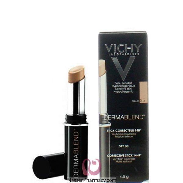 Vichy Lclzd Corrector Stck Sand 35