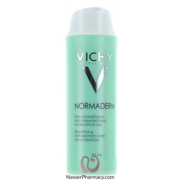 Vichy Normaderm Beautyfying Anti-blemish Care 24h Hydration - 50ml