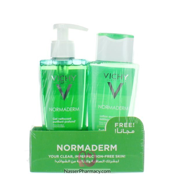 Vichy Normaderm Cleanser Promo 2016