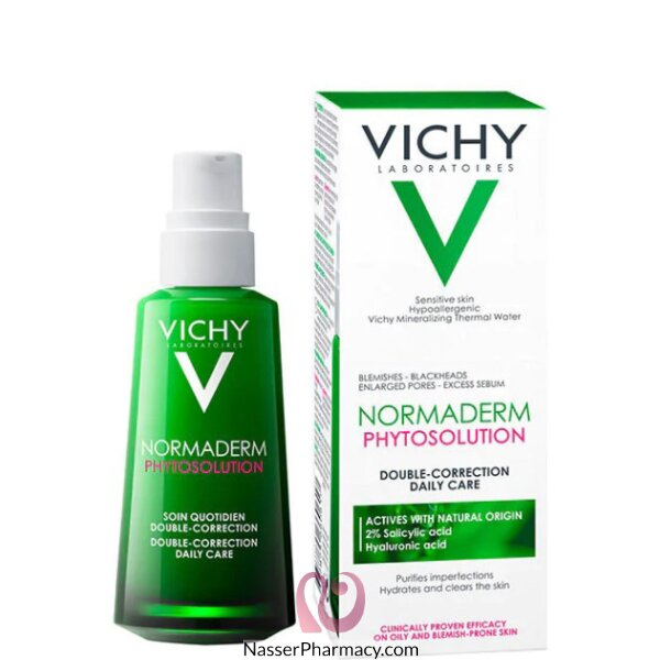Vichy Phytosolution - Double-correction Daily Care 50ml