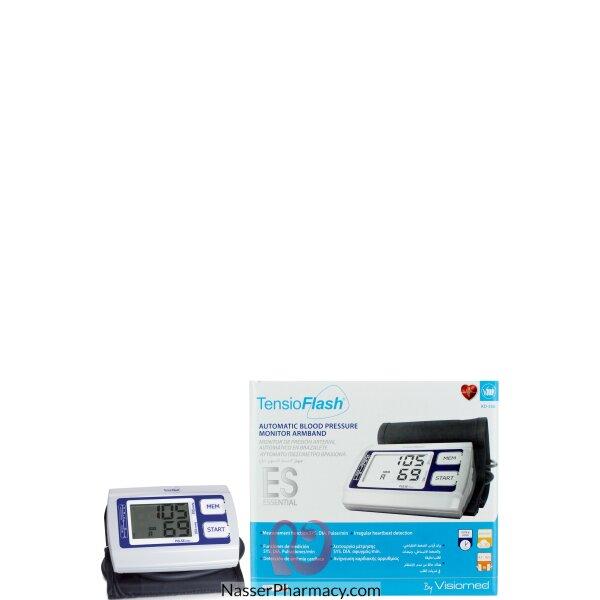 جهاز شخصي محمول لقياس ضغط الدم أوتوماتيكي للمعصم (visiomed)