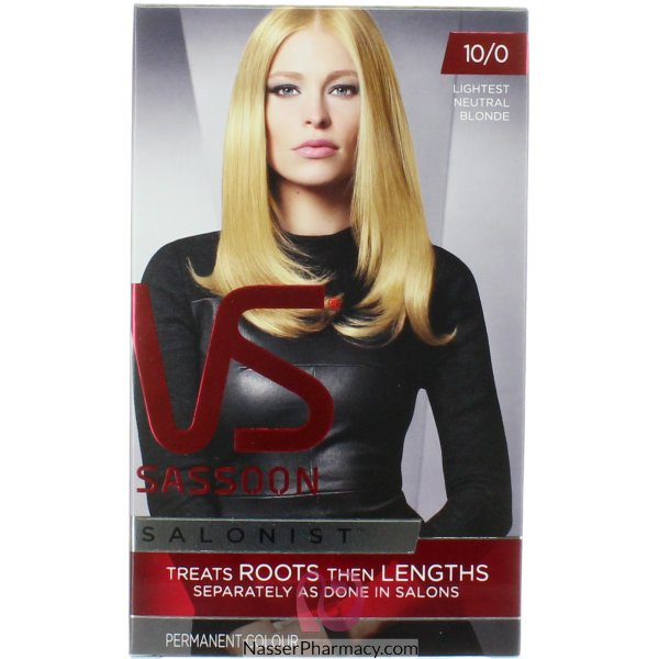 Vidal Sassoon Salon Light Nat Blond-56494